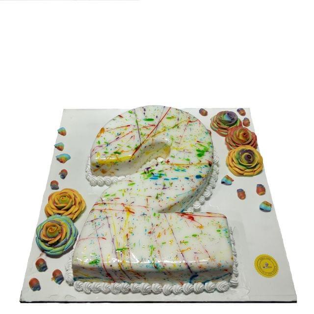 Best Second Birthday Cake In Chennai