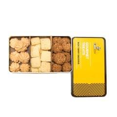 Assorted Cookies Tin