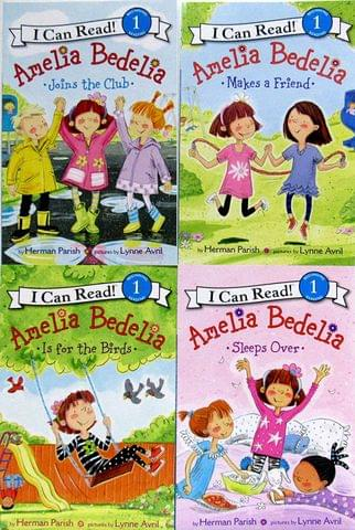 AMELIA BEDELIA JOINS THE CLUBLevel-1