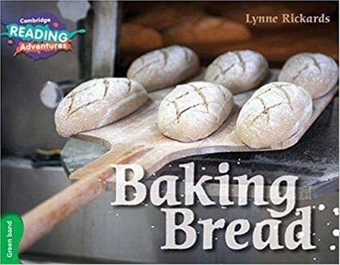 Green Baking Bread