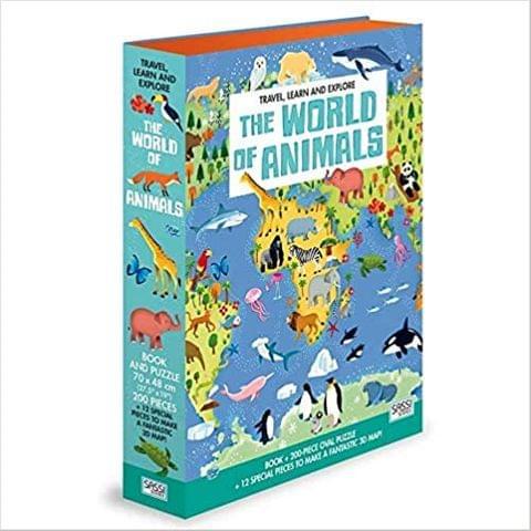 WORLD OF - ANIMALS (N.E. 2020)