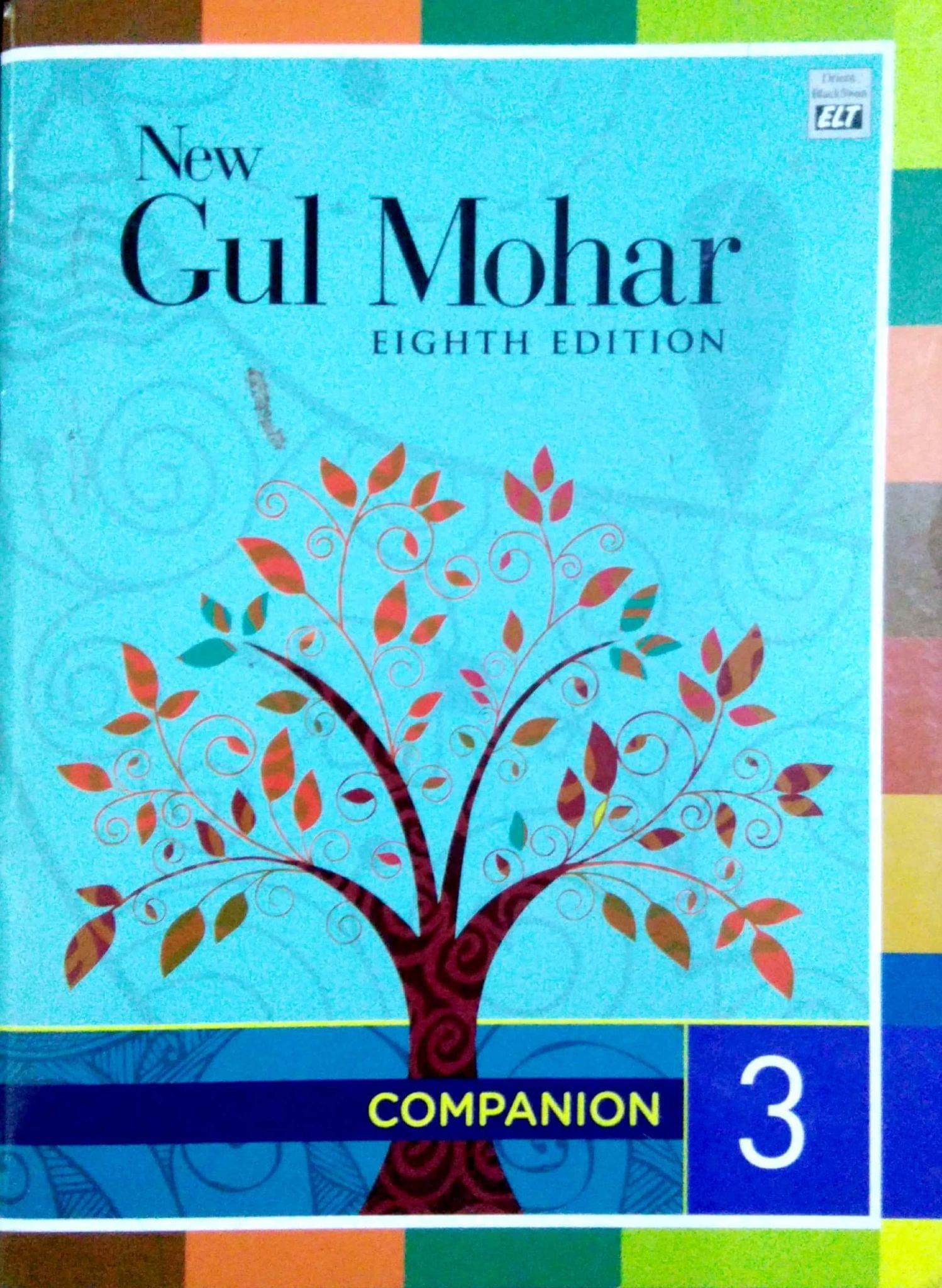 New Gul Mohar Companion 3 Sisir Set Ts 222