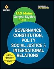 IAS Mains General Studies Paper 2 Governanace Constitution, Polity