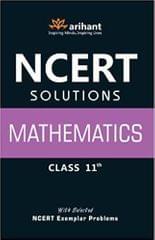NCERT Solutions Mathematics Class 11th