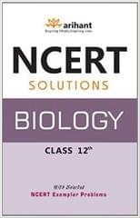 NCERT Solutions  Biology for Class 12th
