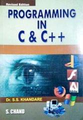 Programming in  C & C