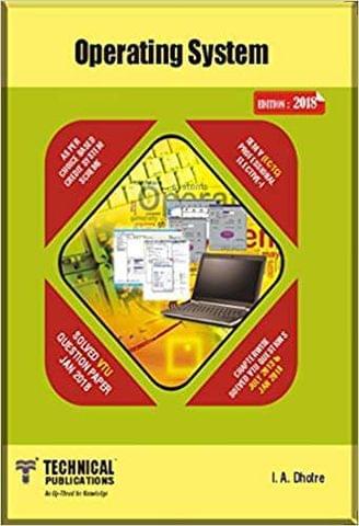 Operating System for VTU (SEM-V (EC/TC) PROFESSIONAL ELECTIVE-I COURSE-2015)