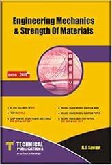 Engineering Mechanics & Strength of Materials for Diploma Karnataka ( Sem-III CIVIL Course 2015 )