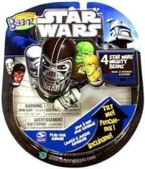 Mighty Beanz Star Wars 4-Pack  (Multicolor)