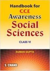 HANDBOOK FOR CCE AWARENESS SOCIAL SCIENCES FOR CLASS 6