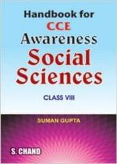 HANDBOOK FOR CCE AWARENESS SOCIAL SCIENCES FOR CLASS 8