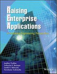 Raising Enterprise Applications: A Software engineering-books Perspective 1st Edition