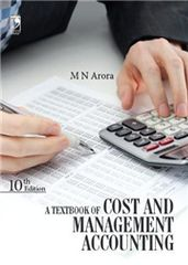 A TEXTBOOK OF COST AND MANAGEMENT ACCOUN