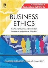 BUSINESS ETHICS  (CCS UNIVERSITY)