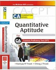 Quantitative Aptitude : For CA Common Proficiency Test CPT 1st Edition