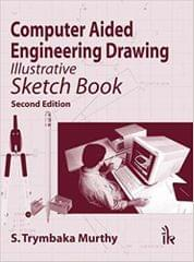 Computer Aided engineering-books Drawing Sketch Book