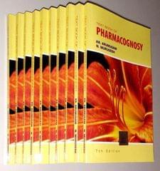 Text Book Of Pharmacognosy