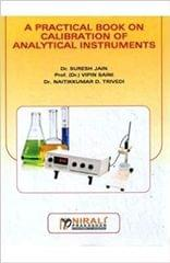 A Practical Book on Calibration of Analytical Instruments