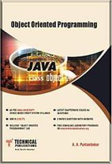 Object Oriented Programming for AU (SEM-III CSE/IT COURSE-2017)