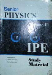Senior Physics Vol II