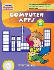 Computer Apps (with e-book) 5