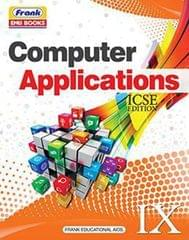 Computer Apps (with e-book) 9