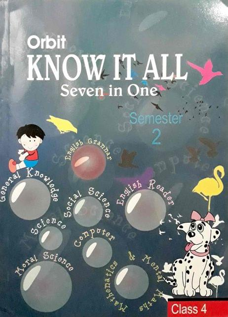 Orbit Know it all Seven in one (Sem 2)