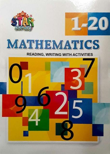 Mathematics, reading, writing with activities, 1-20