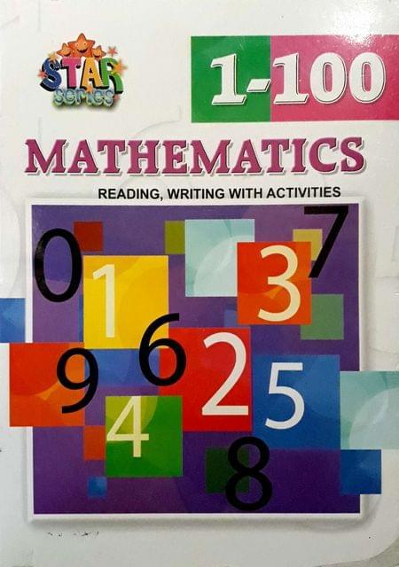 Mathematics, reading, writing with activities, 1-100