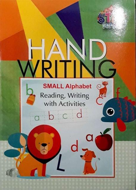 Hand writing(Small Alphabet)