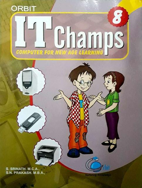 Orbit IT champs Computer for new learning 8