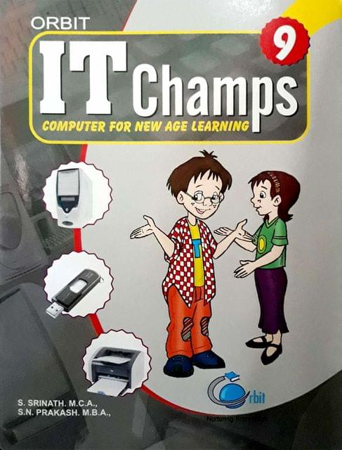 Orbit IT champs Computer for new learning 9