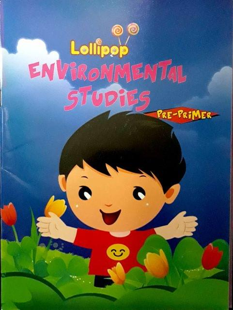 Lollipop Environmental studies pre-primer