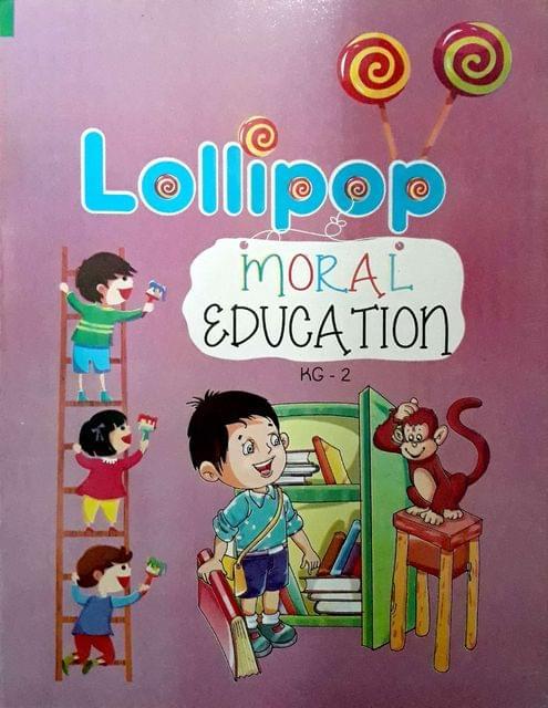 Lollipop moral education KG-2