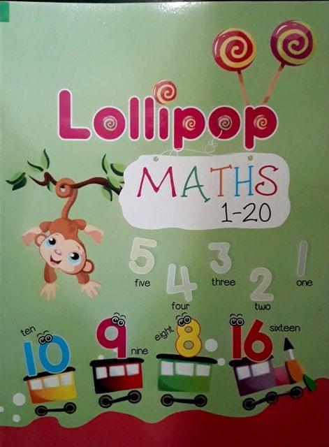 Lollipop maths 1-20
