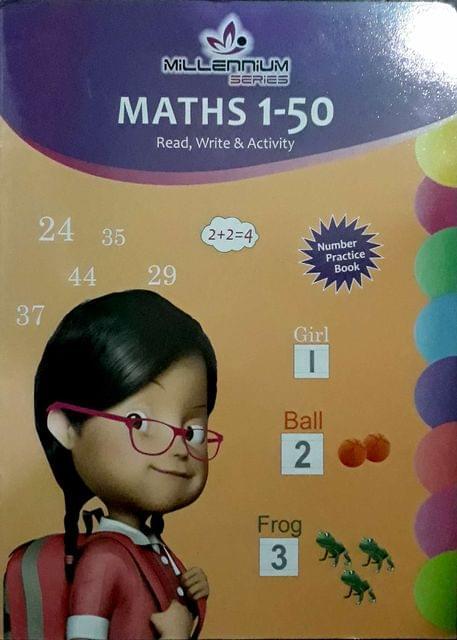 Lollipop maths 1-50