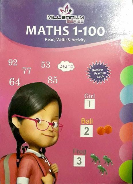 Lollipop maths 1-100
