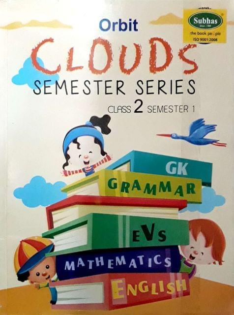 Orbit clouds semester series,class 2 semester 1