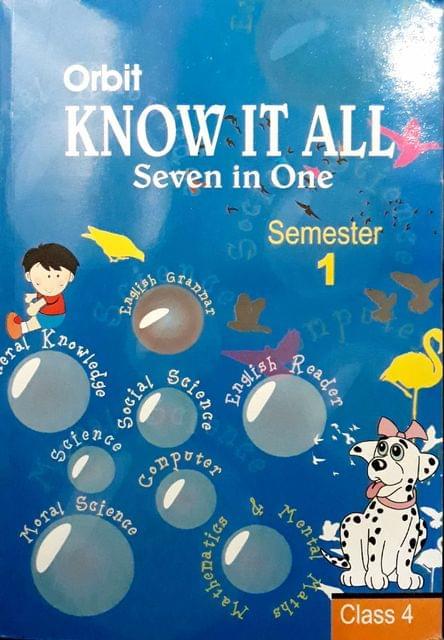 Orbit Know it all Seven in one (Sem 1)