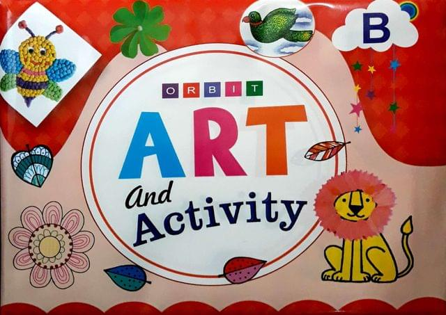 Orbit Art And Activity-B