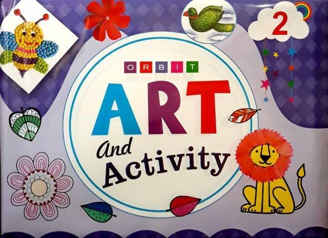 Orbit Art And Activity-2
