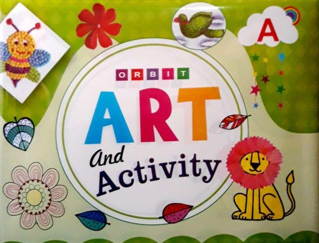 Orbit Art And Activity-A
