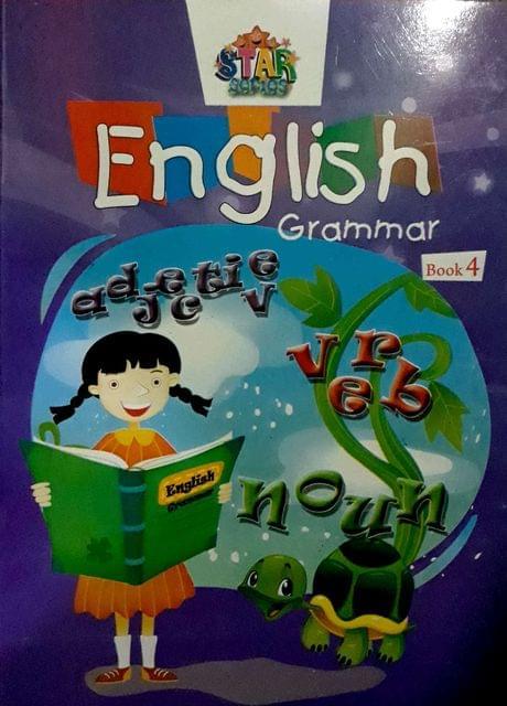 English Grammar Book-4