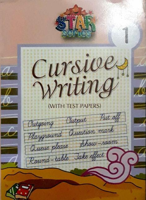Cursive Writing-1