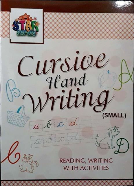 Cursive Writing Book A