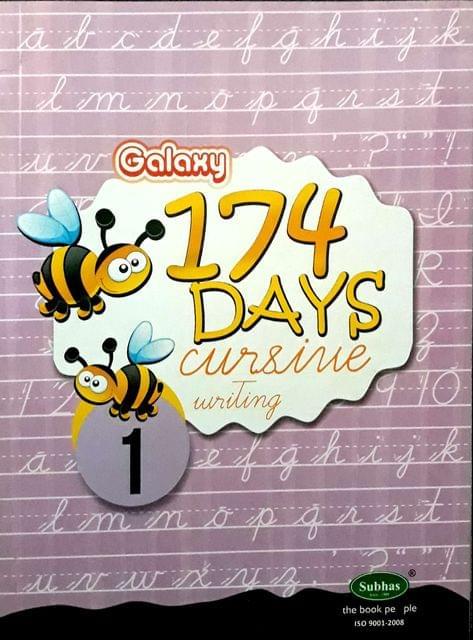 Galaxy 174 Days Cursive writing-1