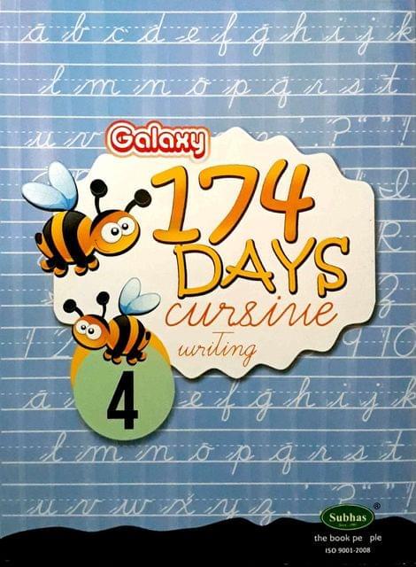 Galaxy 174 Days Cursive writing-4