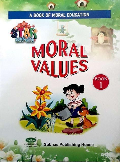 Model Values Book-1