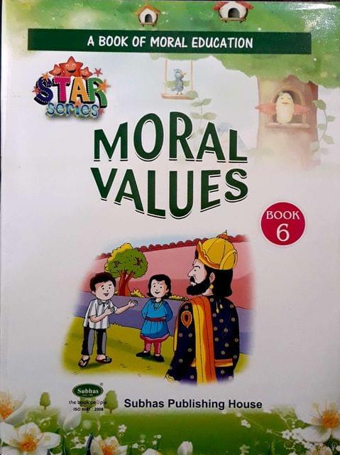 Model Values Book-6