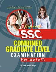 SSC Combined Graduate Level Examination for Tier I and II 1st Edition